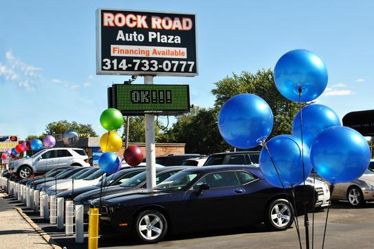Rock Road Auto Plaza 1