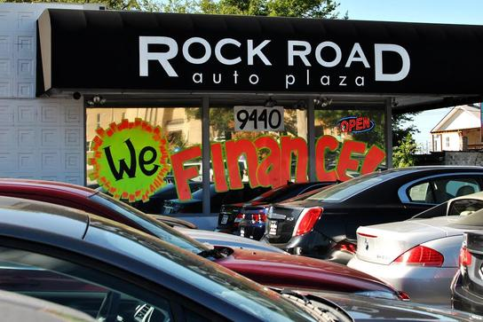 Rock Road Auto Plaza 2