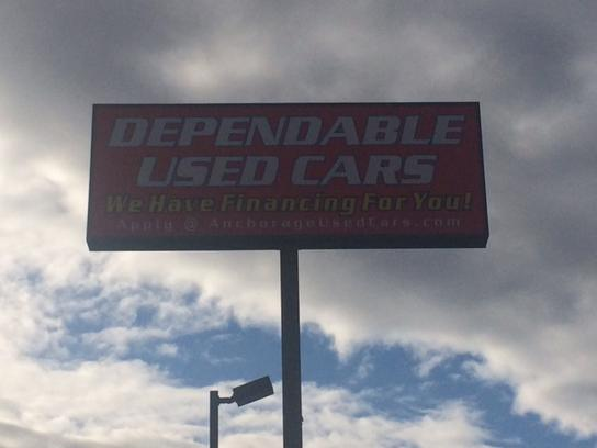 Dependable Used Cars AK