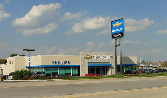 Phillips Chevrolet Car Dealership In Frankfort IL Kelley - Phillips chevy car show