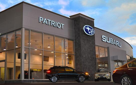 Patriot Subaru 2