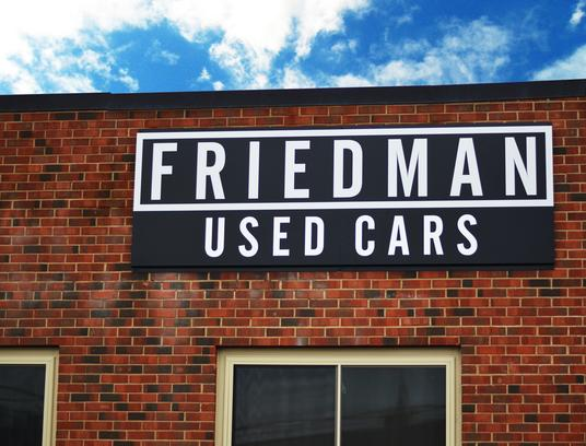 Friedman Used Cars 3
