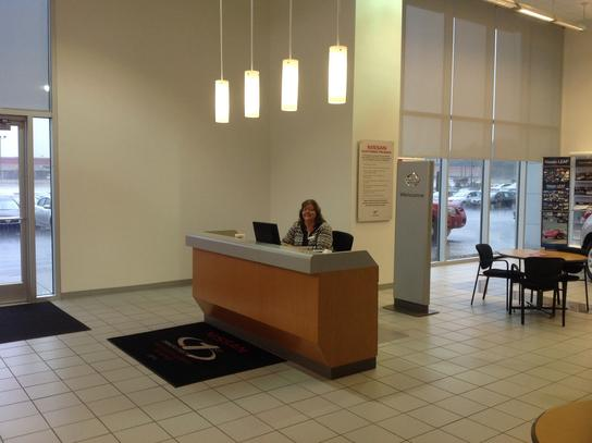 Nissan Of Chattanooga East Car Dealership In Chattanooga Tn 37421