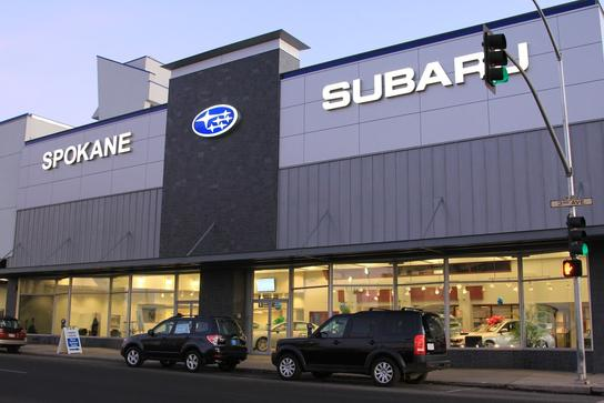 Car Dealerships Spokane Wa >> Subaru Of Spokane Car Dealership In Spokane Wa 99201
