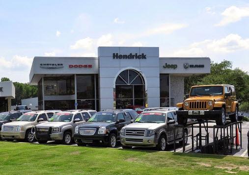 Hendrick Chrysler Dodge Jeep Ram