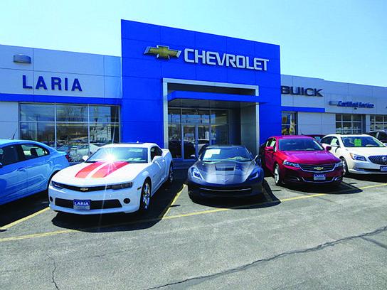 Laria Chevrolet Buick Rittman >> Laria Chevrolet-Buick car dealership in Rittman, OH 44270 | Kelley Blue Book