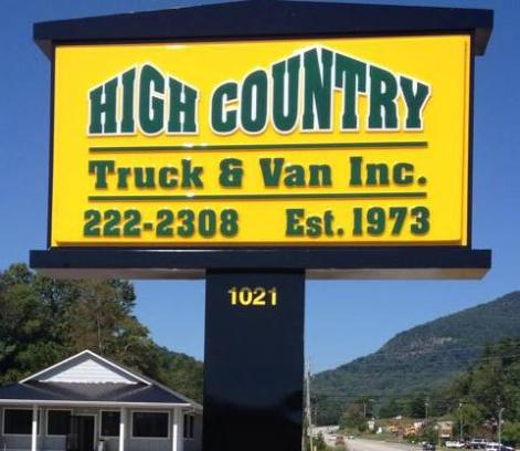 High Country Truck and Van 2