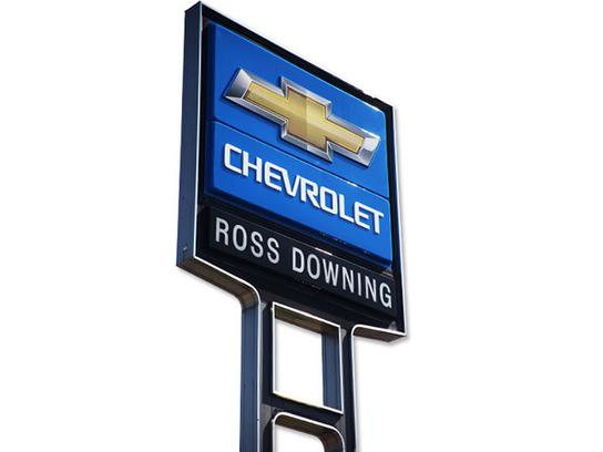Ross Downing Chevrolet 1