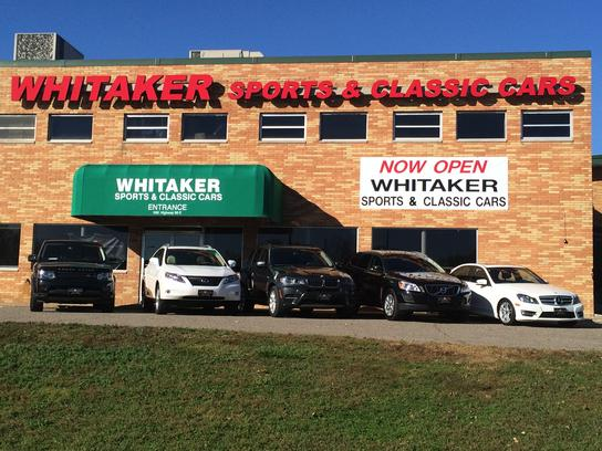 Whitaker Sports and Import Cars 1