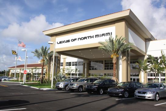 Lexus of North Miami 1