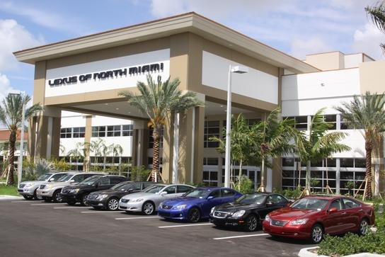 Lexus of North Miami 2
