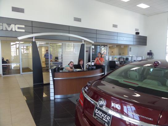 Barker Buick GMC in Houma, LA | New Orleans Buick and GMC Dealer