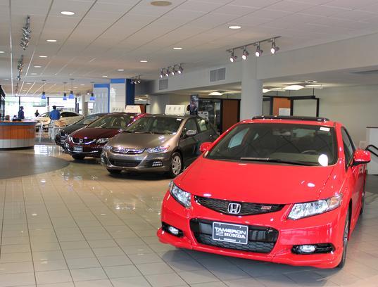 Tameron Honda Car Dealership In Birmingham, AL 35216 4907   Kelley Blue Book