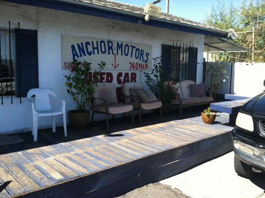 Anchor Motors 2