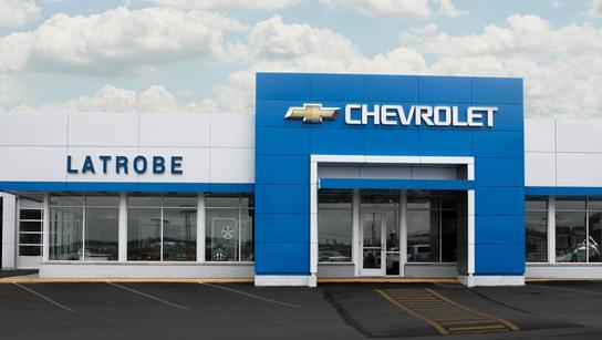 Latrobe Chevrolet Ford car dealership in Latrobe, PA 15650 ...