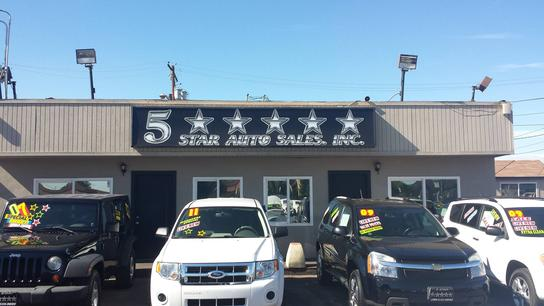 5 Star Auto >> 5 Star Auto Sales Inc Car Dealership In Modesto Ca 95350 Kelley