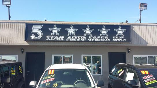 Star Motor Sales >> 5 Star Auto Sales Inc Car Dealership In Modesto Ca 95353 Kelley