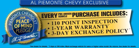 Al Piemonte Chevy >> Piemonte Chevrolet Car Dealership In Dundee Il 60118 3010 Kelley