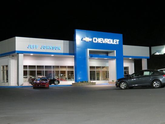 Jeff Johnson Chevrolet Car Dealership In Woodlawn Va 24381