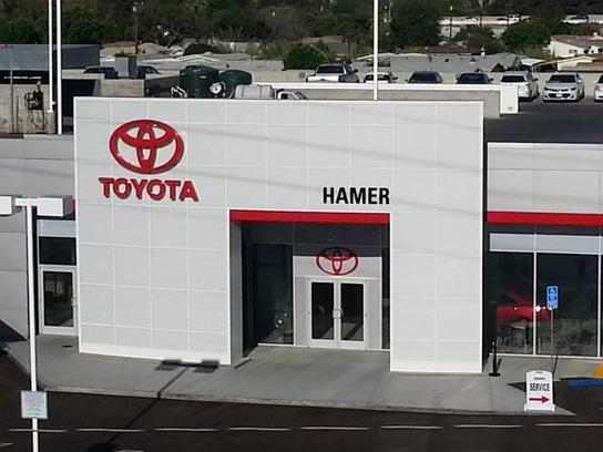 Captivating Hamer Toyota