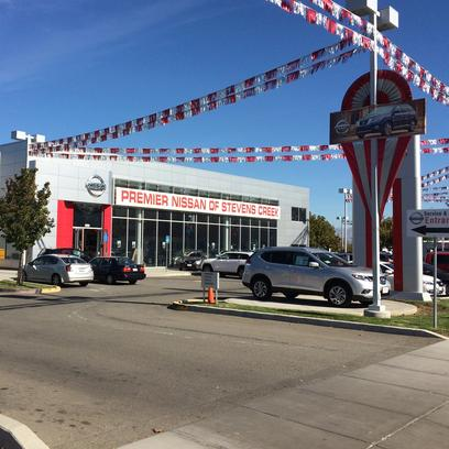 Premier Nissan of Stevens Creek 1