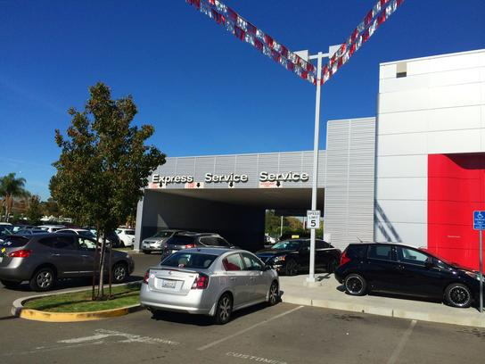 Premier Nissan of Stevens Creek 3