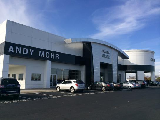 Andy Mohr Gmc >> Andy Mohr Buick Gmc Inc Car Dealership In Fishers In 46038