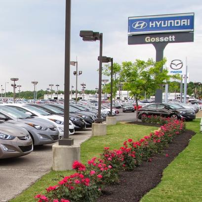 Gossett Chrysler Dodge Jeep Ram Fiat Car Dealership In Memphis Tn
