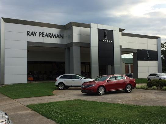 Ray Pearman Lincoln Car Dealership In Huntsville Al 35805 Kelley