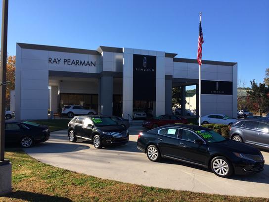 Ray Pearman Used Cars >> Ray Pearman Lincoln Car Dealership In Huntsville Al 35805