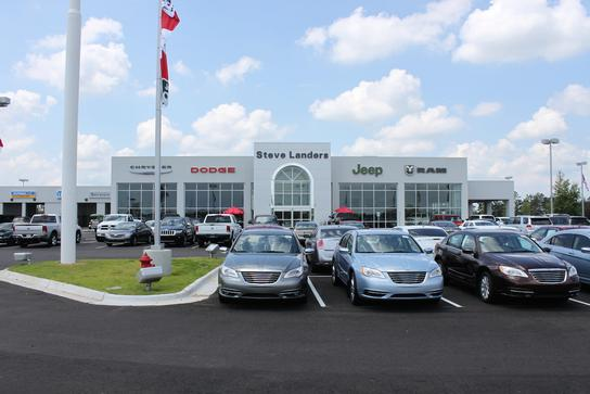 Landers Dodge Benton >> Steve Landers Chrysler Dodge Jeep RAM car dealership in Little Rock, AR 72210 | Kelley Blue Book