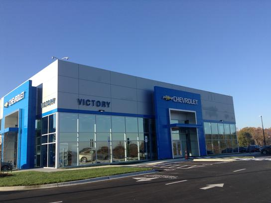 Victory Chevrolet Car Dealership In Charlotte, NC 28214 | Kelley Blue Book