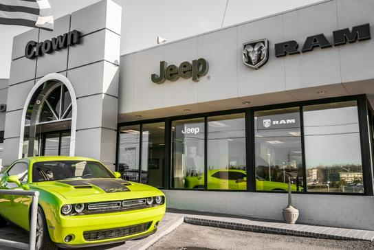 Crown Chrysler Dodge Jeep of Cleveland