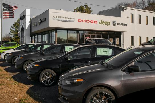 Crown Chrysler Dodge Jeep Of Cleveland Car Dealership In Cleveland - Chrysler dealer cleveland