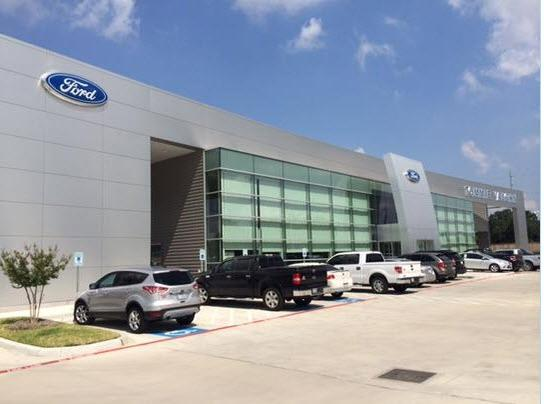 Ford Dealership Houston >> Tommie Vaughn Ford Car Dealership In Houston Tx 77008 6530