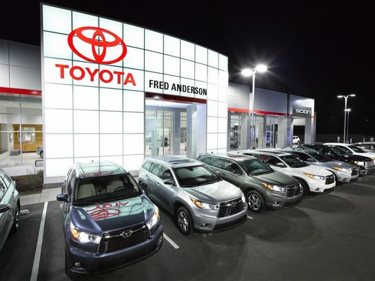 Fred Anderson Toyota Of Columbia 1 ...
