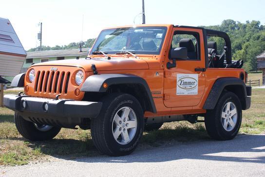 Zimmer Chrysler Jeep Dodge Ram car dealership in Florence, KY 41042