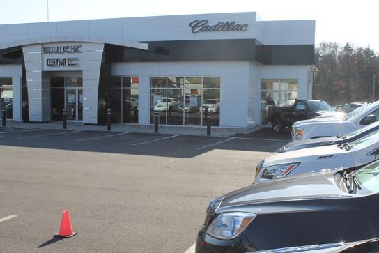 Gmc Dealers In Ma >> Mastria Buick GMC Cadillac car dealership in Raynham, MA 02767   Kelley Blue Book