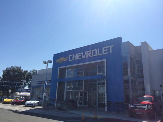 Momentum Chevrolet Car Dealership In SAN JOSE, CA 95117 1292 | Kelley Blue  Book