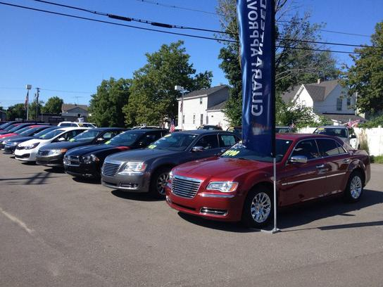Jeep Dealership Grand Rapids Mi >> Preferred Chrysler Dodge Jeep Ram car dealership in Grand ...