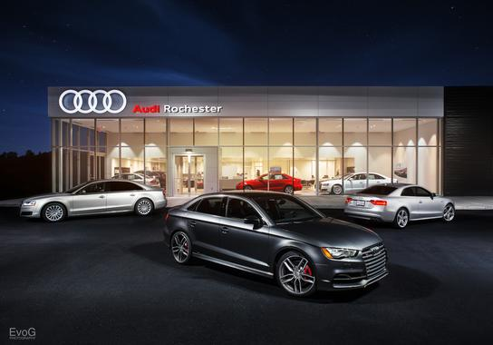 Audi Rochester Car Dealership In Rochester NY Kelley Blue Book - Audi rochester ny