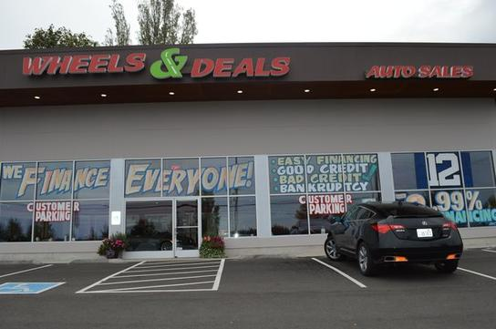WHEELS & DEALS 1