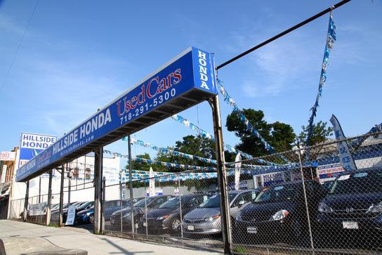 Honda Dealership Queens >> Hillside Honda car dealership in JAMAICA, NY 11435-3228 ...