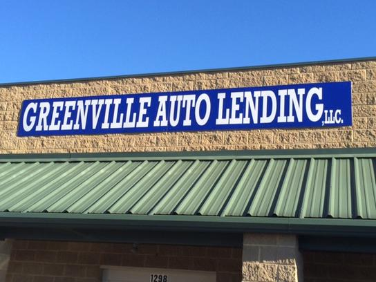 Greenville Auto Lending, LLC