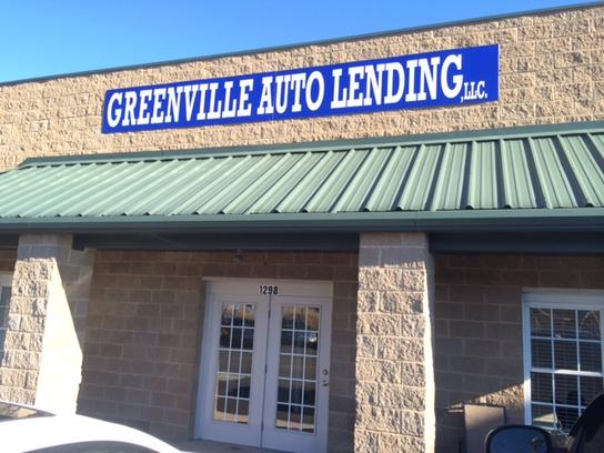 Greenville Auto Lending, LLC 1