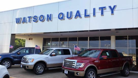 Watson Quality Ford 3