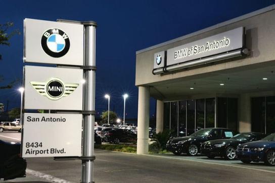 Bmw Of San Antonio Car Dealership In San Antonio Tx 78248 Kelley