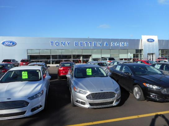 Tony Betten & Sons Ford 2