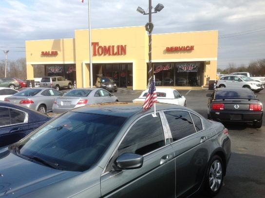 Tomlin Automotive Group 2