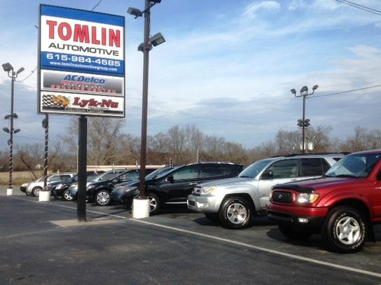 Tomlin Automotive Group 3